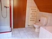 Salle de bains-douche-wc